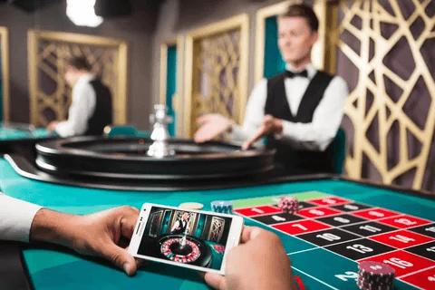 Рулетка в онлайн казино